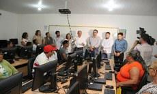 Campus oferta curso de Informática para estudantes da rede municipal