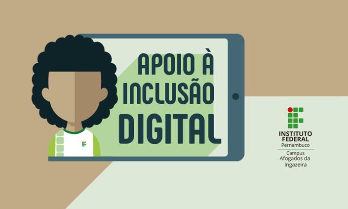 Divulgado novo edital de auxílio à Inclusão Digital