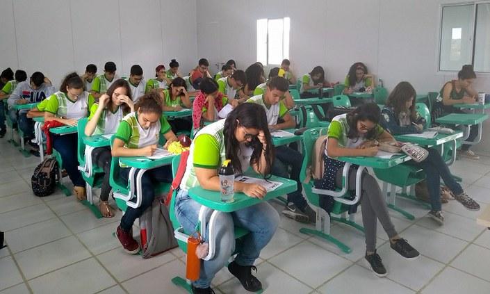 Estudantes do campus Afogados realizam a 4ª Olimpíada Nacional de Ciências