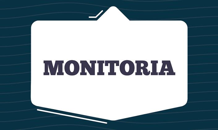 Divulgados adendo e errata de edital de monitoria 2019.1