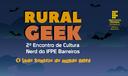 2º Encontro de cultura nerd Barreiros