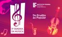 Semana da Música do IFPE-Barreiros