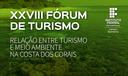 XXVIII Fórum de Turismo 2019