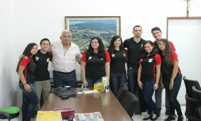 Estudantes do Campus têm trabalhos aprovados em Conferência Internacional