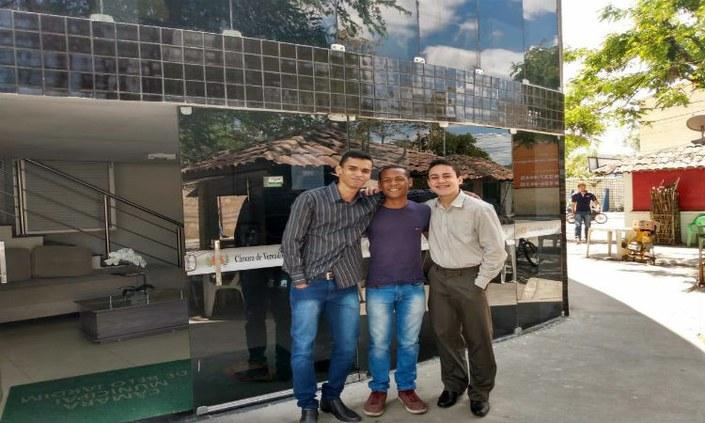 Estudantes do IFPE-Belo Jardim recebem Voto de Aplauso da Câmara Municipal