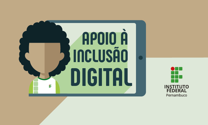 IFPE Belo Jardim lança edital de Apoio à Inclusão Digital Emergencial
