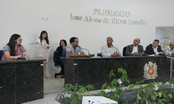 IFPE-Belo Jardim participa de audiência pública sobre meio ambiente