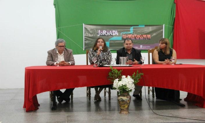 Jornada Educacional reune servidores de todos os Campi em Belo Jardim