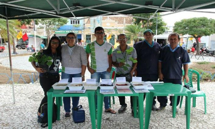 Projeto ambiental do Campus recebe Menção Honrosa do Governo de Pernambuco
