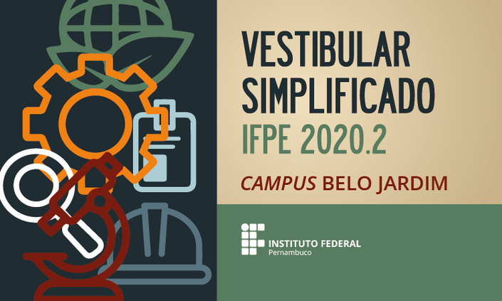 Prorrogadas as inscrições do Vestibular Simplificado 2020.2