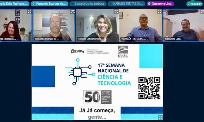 SNCT 2020 atrai grande público com debates sobre Inteligência Artificial