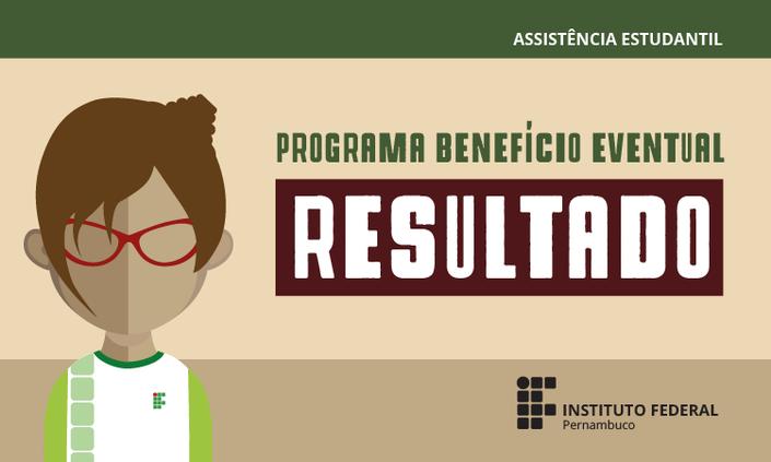 Campus Cabo divulga lista de contemplados do programa Benefício Eventual