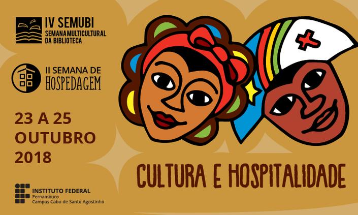 Cultura e Hospitalidade serão tema de eventos no Campus Cabo