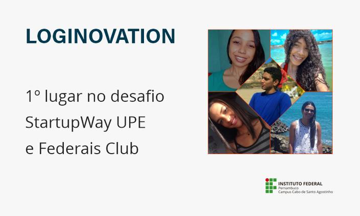 Estudantes do Campus Cabo vencem desafio Startup Way UPE e Federais Club