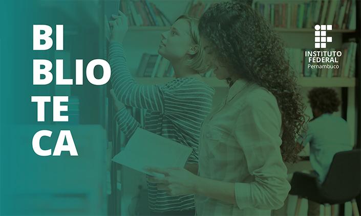 Biblioteca: estudantes com livros emprestados devem entrar em contato com o setor