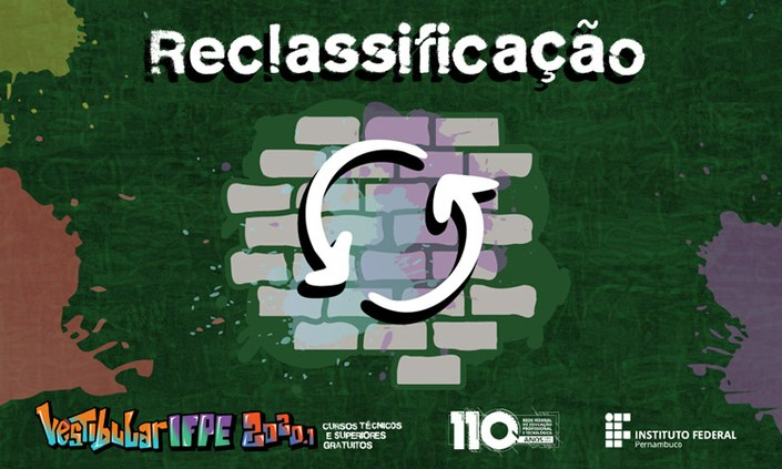 Confira a 7ª reclassificação do Campus Caruaru