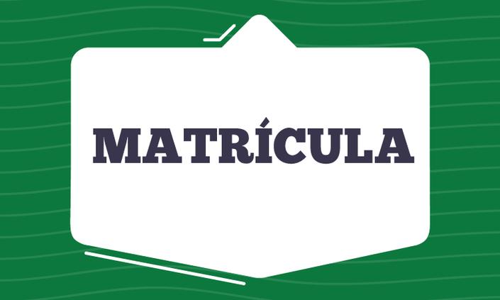 DEaD divulga orientações sobre matrícula