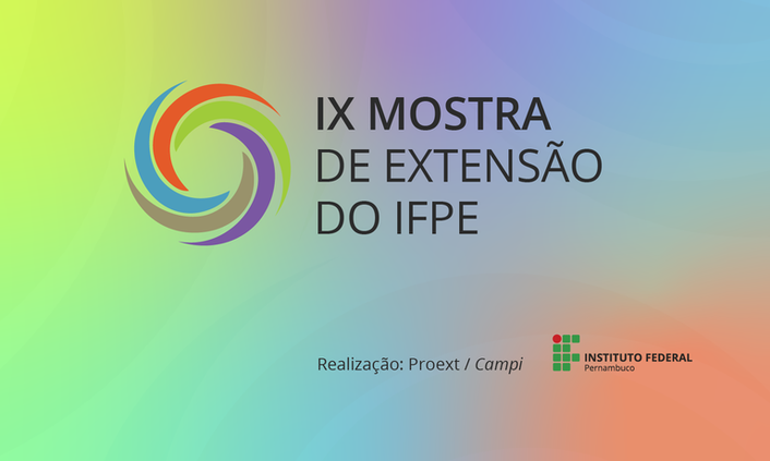 DEaD promove Mostra de Extensão do IFPE