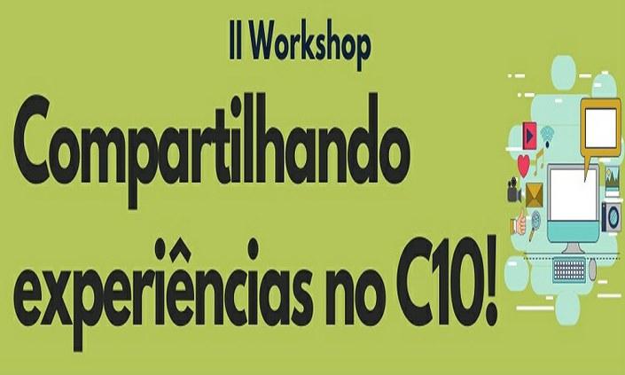 IFPE-EaD marca presença no Workshop C10