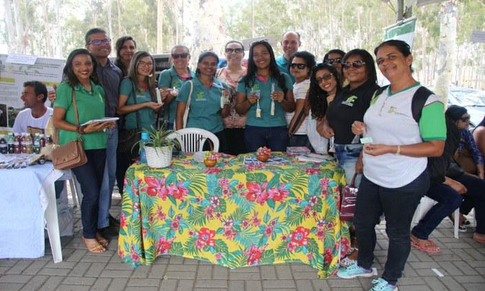 IFPE participa da 5ª Feira de Troca de Sementes Crioulas