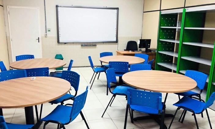 Campus inicia semestre com novos espaços acadêmicos