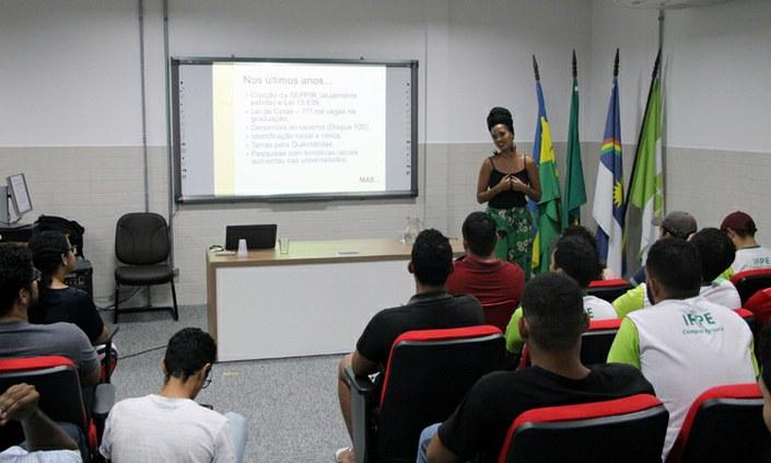 Negritude e Masculinidade são temas de seminário no Campus