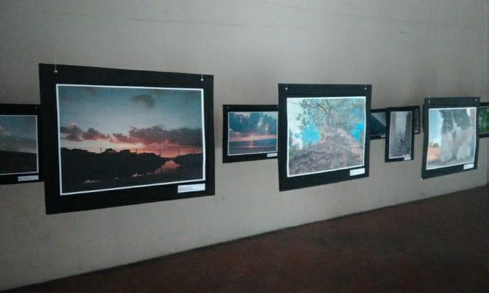 Exposição fotográfica em cartaz no Campus Jaboatão