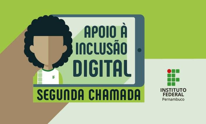 Sai resultado final da segunda chamada para Apoio à Inclusão Digital