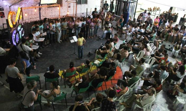 Abertura do CAOS traz debate sobre dificuldades enfrentas por mulheres