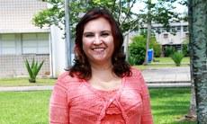 Nova reitora foi eleita pela comunidade acadêmica com 53,9% dos votos