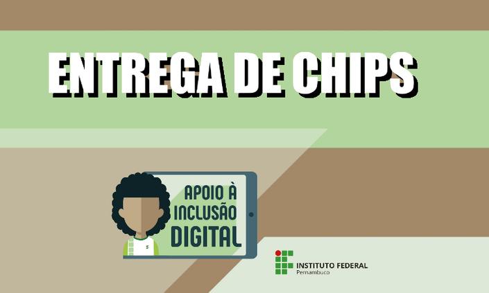 Divulgada segunda lista de estudantes para receber chips de dados