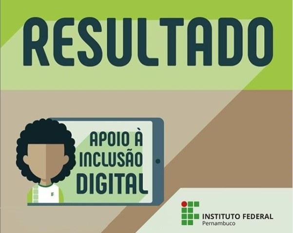 Campus Palmares divulga lista de contemplados no Programa de Inclusão Digital