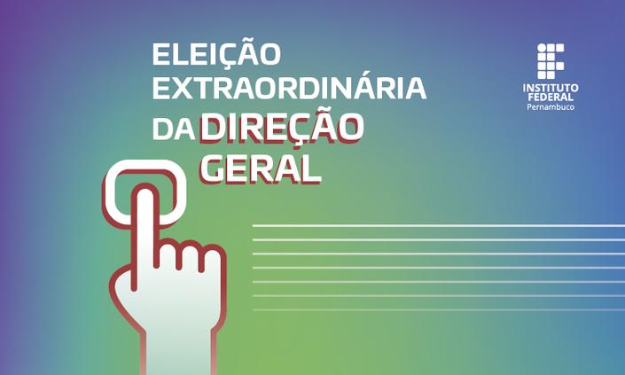 Campus Palmares tem nova Direção-Geral eleita