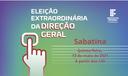 Sabatina eleição direção geral