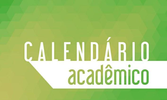 Divulgado novo calendário acadêmico com retorno de aulas no dia 24 de agosto