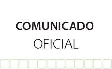 Banner Comunicado Oficial