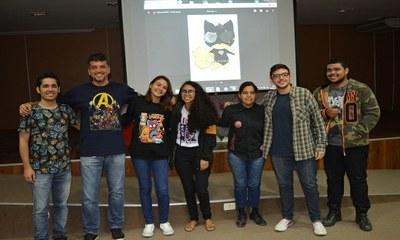 Concurso para escolha da mascote do Comics Day acontece no Campus Pesqueira