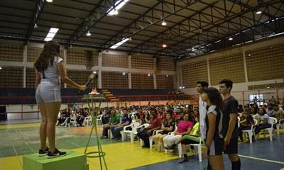Campus Pesqueira promove a 9ª edição dos Jogos Internos