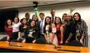 Estudante indígena do Campus Pesqueira participa do Programa Estágio-Visita na Câmara Federal