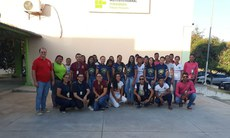 IFPE Pesqueira recebe visita de estudantes indígenas da rede estadual