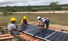 Usina de energia solar IFPE-Pesqueira