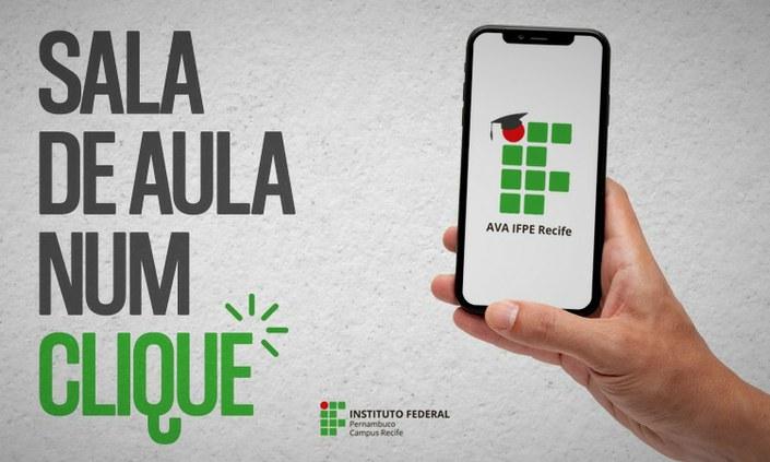 Campus inova e implementa primeira versão mobile do AVA IFPE