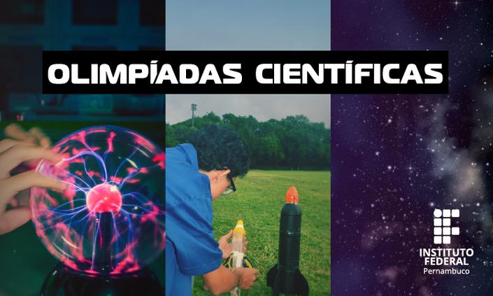 IFPE inscreve para Olimpíadas Científicas Pernambucanas 2019