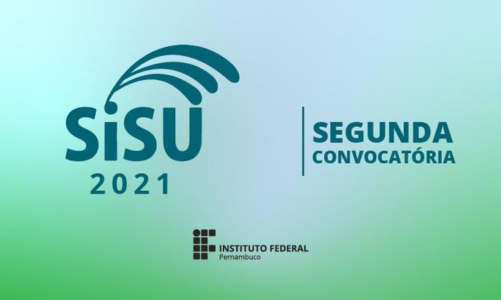 IFPE publica Segunda Convocatória da Lista de Espera do SiSU