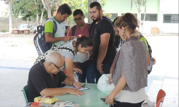 Campus arrecada doações para a Páscoa Solidária