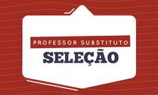 Professor Substituto | Resultado da isenção