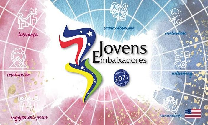 Inscrições para o programa Jovens Embaixadores 2021 até 7 de março