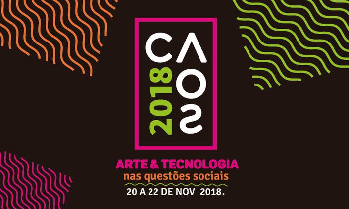 Abertas inscrições para o CAOS, evento de arte e tecnologia do IFPE Olinda