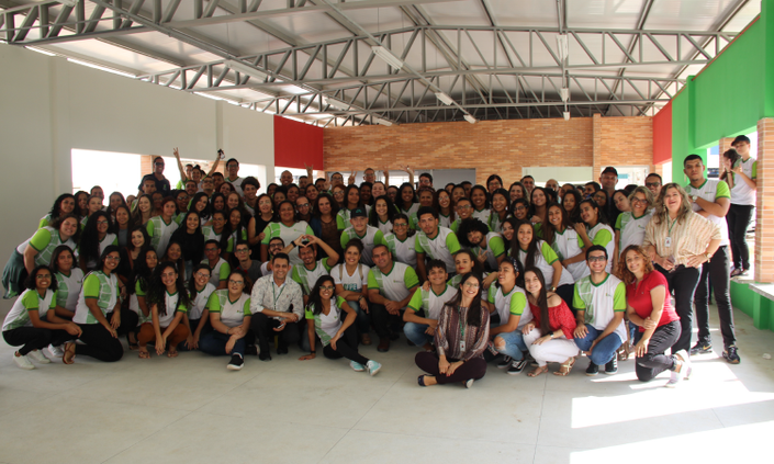 Campus Abreu e Lima inicia atividades na sede definitiva