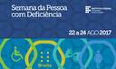 Semana Nacional da Pessoa com Deficiência